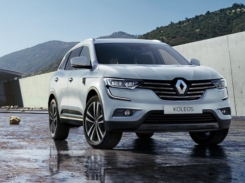 renault koleos se 2017 price specs motory saudi arabia. Black Bedroom Furniture Sets. Home Design Ideas