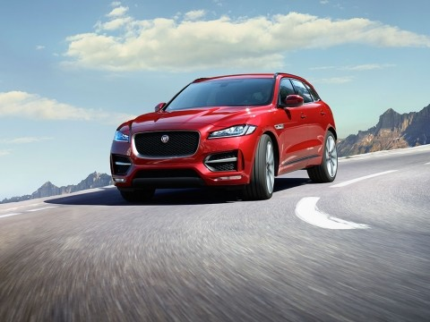 jaguar f pace pure 2017 price specs motory saudi arabia. Black Bedroom Furniture Sets. Home Design Ideas