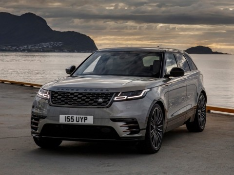 Range Rover Velar First Edition 2018 Price & Specs ...