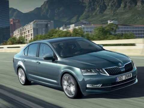 skoda octavia active 2017 price specs motory saudi arabia. Black Bedroom Furniture Sets. Home Design Ideas