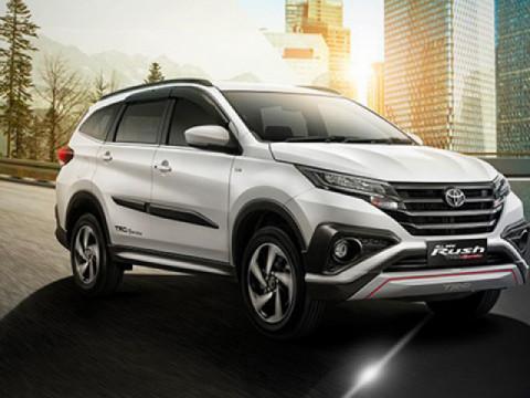 Logo Toyota Png >> Toyota Rush STD 2019 Price & Specs | Motory Saudi Arabia