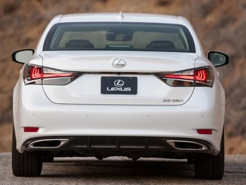 lexus gs 350 ff f-sport 2017 price & specs | motory saudi arabia