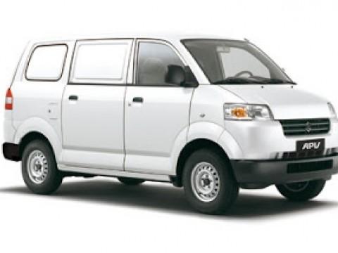 Suzuki Apv Blind Van