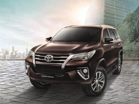 New Toyota Fortuner GX2 4X4 2019 car in Saudi Arabia