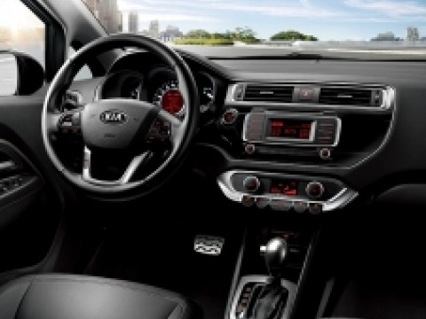 New KIA Rio LX 2017 car in Saudi Arabia