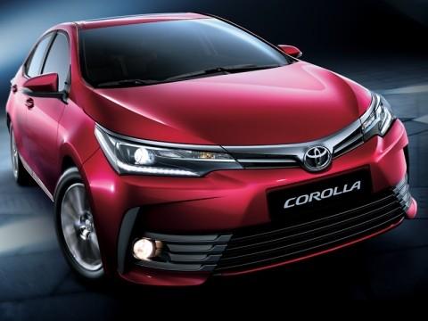 Toyota Corolla Xli 1 6 Cvt 2018 Price Specs Motory Saudi Arabia
