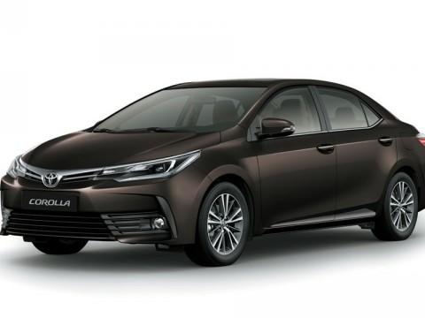 Toyota Corolla Xli 1 6 Cvt 2019 Price Specs Motory Saudi Arabia