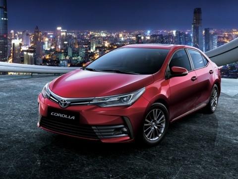 Toyota Corolla Xli Executive 1 6 2019 Price Specs Motory Saudi