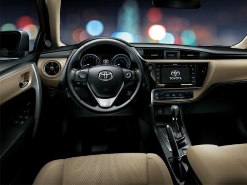 Toyota Corolla Gli 1 6 2019 Price Specs Motory Saudi Arabia