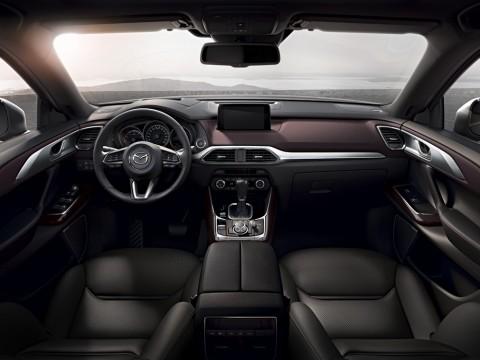 2018 Cx9 >> مازدا CX9 الفئة الأولى 2018 بالأسعار | موتري السعودية
