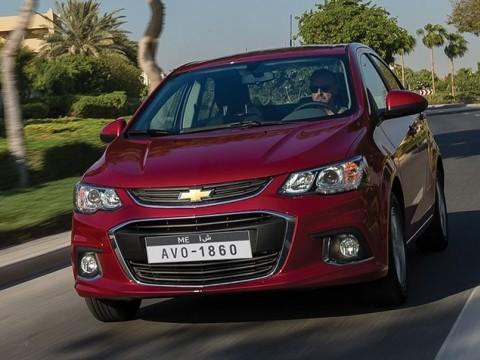Chevrolet Aveo Ls 2017 Price Specs Motory Saudi Arabia