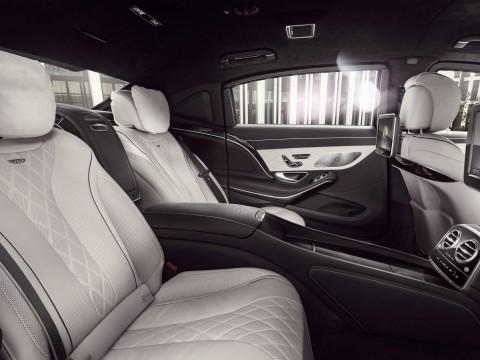 mercedes-benz s maybach 600 2017 price & specs | motory saudi arabia