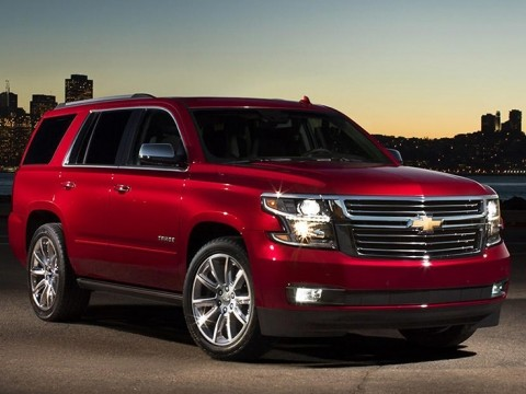 New Chevrolet Tahoe Ls 2017 Car In Saudi Arabia