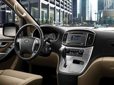 Hyundai H1 2 4 Gls 2018 Price Specs Motory Saudi Arabia
