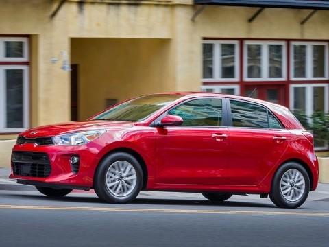 Kia Rio Hatchback Lx 2018 Price Specs Motory Saudi Arabia
