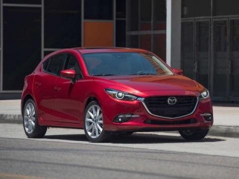 Mazda 3 V 2019 Price Specs Motory Saudi Arabia