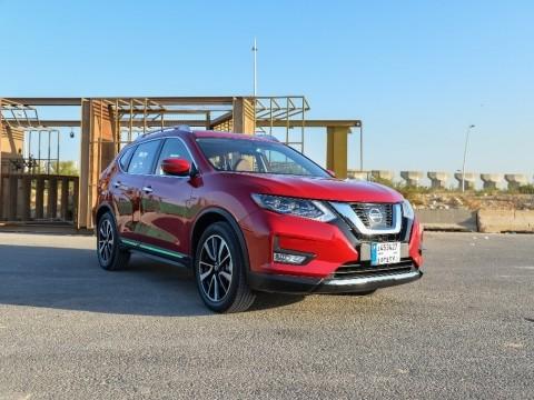 Nissan Xtrail S 4wd 2row 2020 Price Specs Motory Saudi Arabia