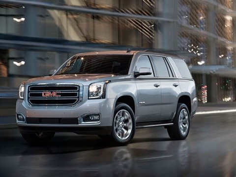 gmc yukon sle 2018 price specs motory saudi arabia. Black Bedroom Furniture Sets. Home Design Ideas