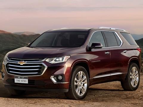 2019 Chevrolet Traverse: Design, Specs, Price >> Chevrolet Traverse Ltz 2019 Price Specs Motory Saudi Arabia