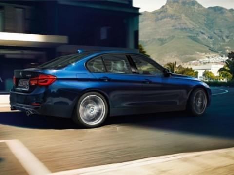 New BMW 3 Series 318i 2018 car in Saudi Arabia