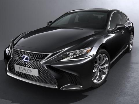 Lexus Ls 500h Bh Hybrid 2018 Price Specs Motory Saudi Arabia