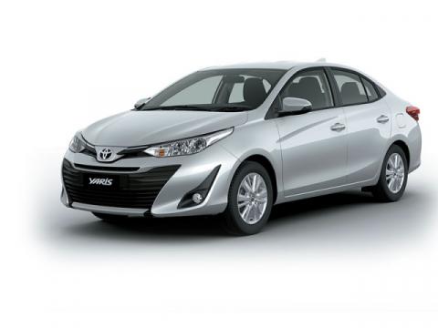 Toyota Yaris Y 2018 Price & Specs | Motory Saudi Arabia
