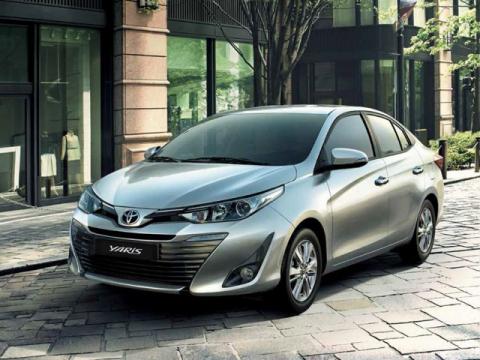 Toyota Yaris Yx 2018 Price Specs Motory Saudi Arabia