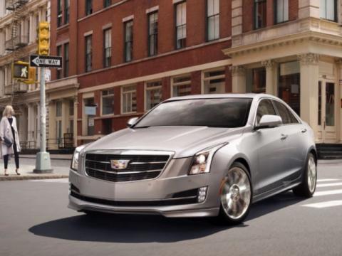 Cadillac ATS FULL OPTIONS 2018 Price & Specs | Motory Saudi Arabia