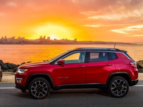 Jeep Compass TrailHawk 2019 Price & Specs   Motory Saudi ...