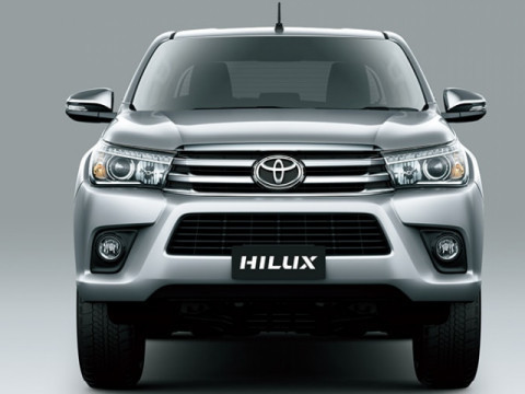New Toyota Hilux GL 4X2 Diesel 2019 car in Saudi Arabia