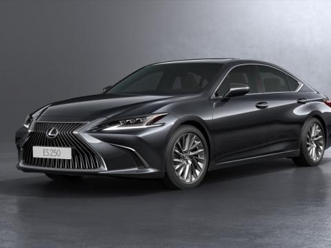 Lexus ES 250 AA 2019 ...