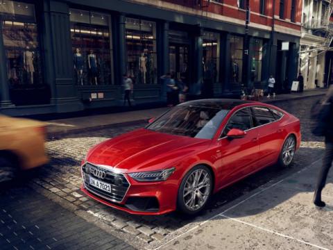 Audi A7 55 Tfsi 2019 Price Specs Motory Saudi Arabia