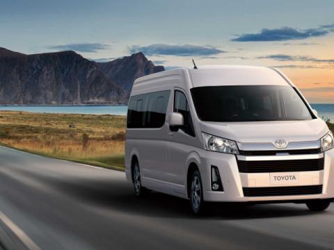 New Toyota Hiace Bus A T Diesel 2020 Car In Saudi Arabia