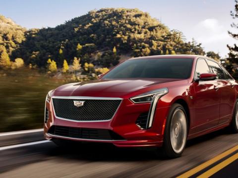 New Cadillac Ct6 >> New Cadillac Ct6 Premium Luxury 2019 Car In Saudi Arabia