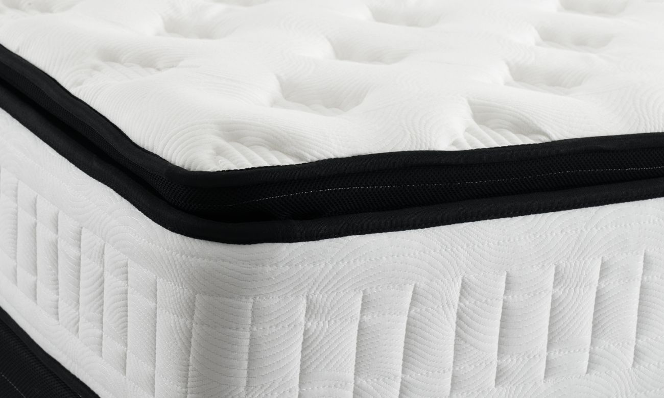 matelas mousse m moire de forme palazzio made in france. Black Bedroom Furniture Sets. Home Design Ideas