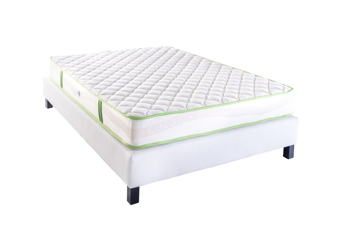 Matelas latex naturel ou mémoire de forme IRIS - LATEX NATUREL 1