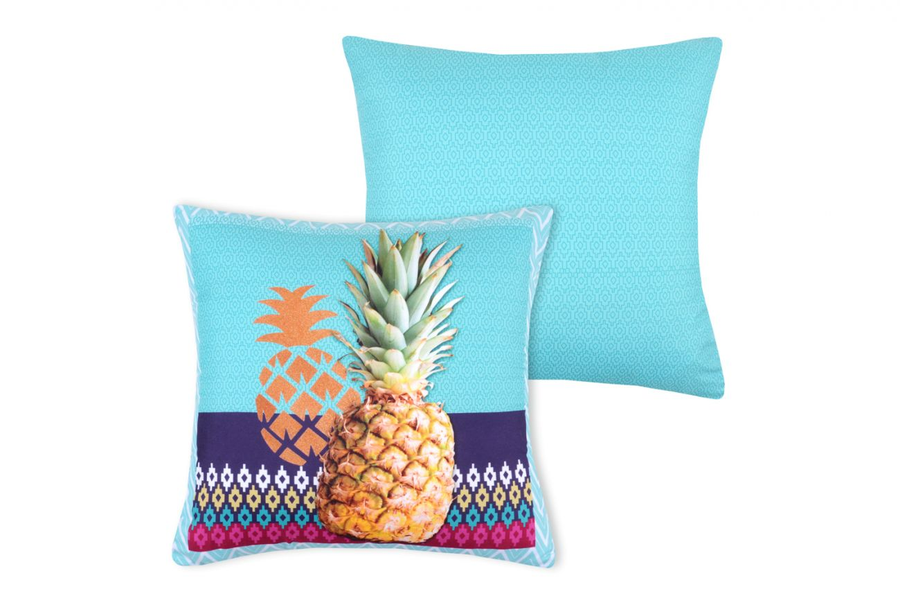 Accessoires Coussin Blue Ananas 0