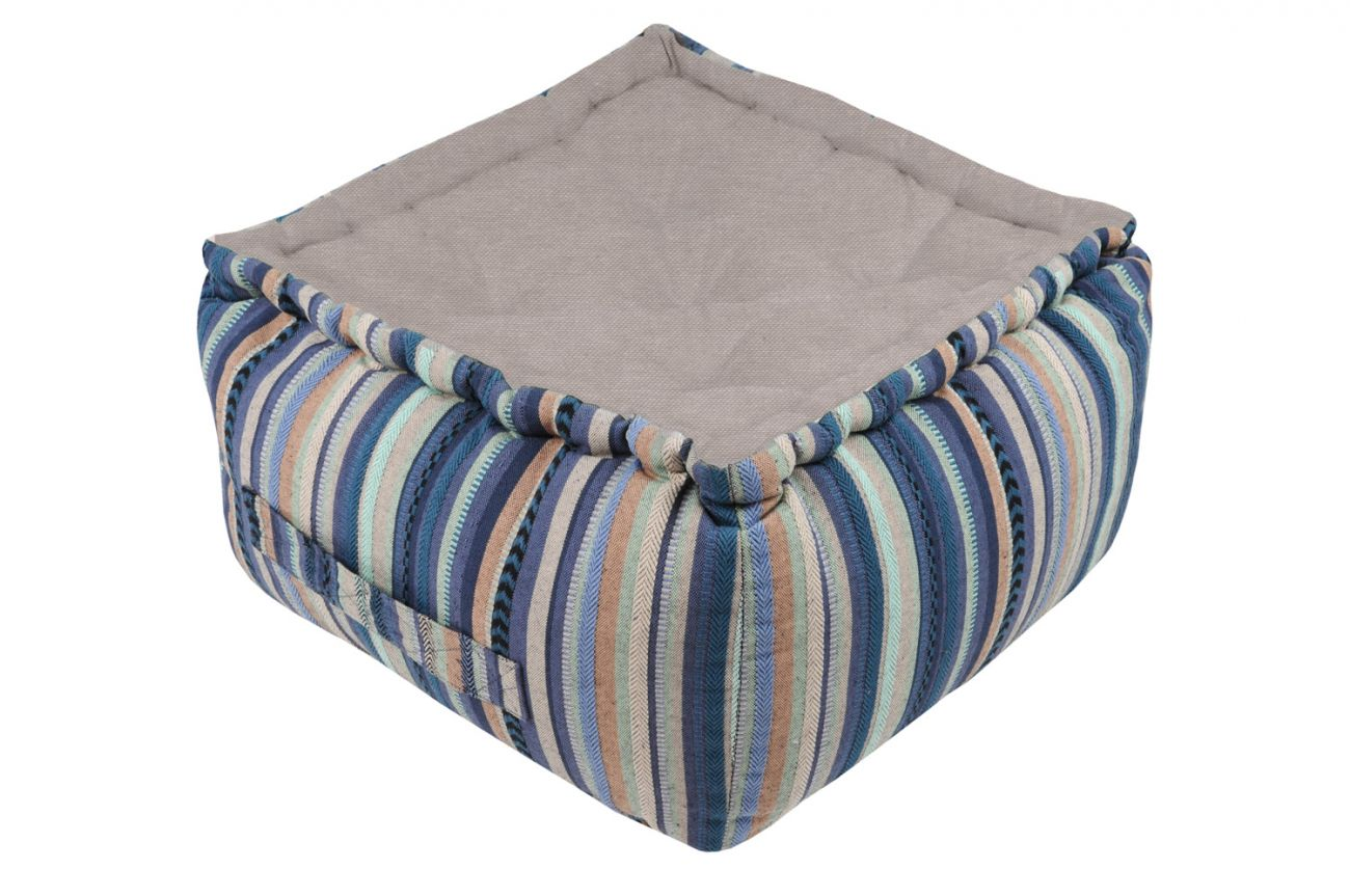 Seconde Image produit Pouf Blue Night