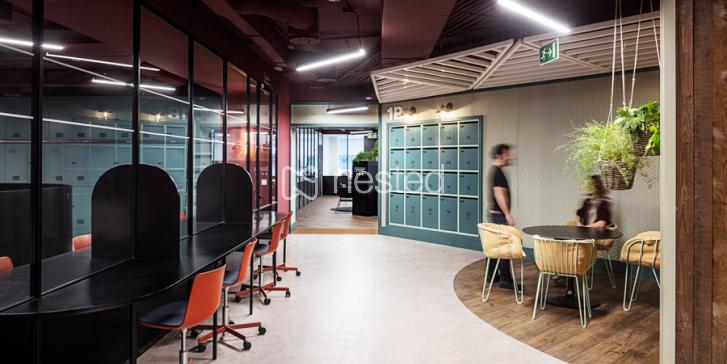 Utopicus despachos/oficinas privadas para 2 pax._image