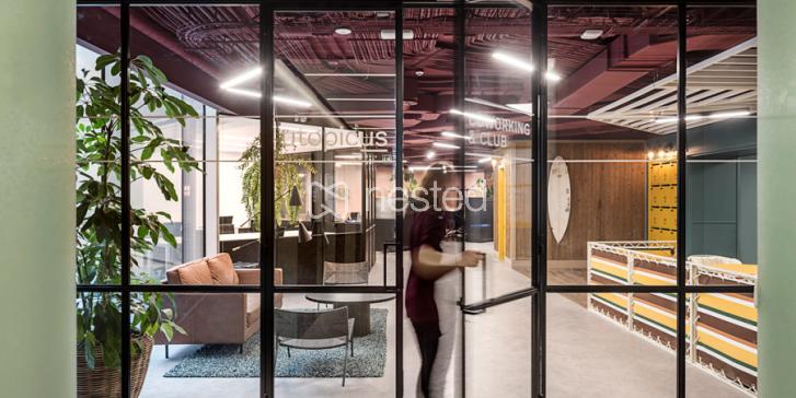 Utopicus despachos/oficinas privadas para 14 pax._image