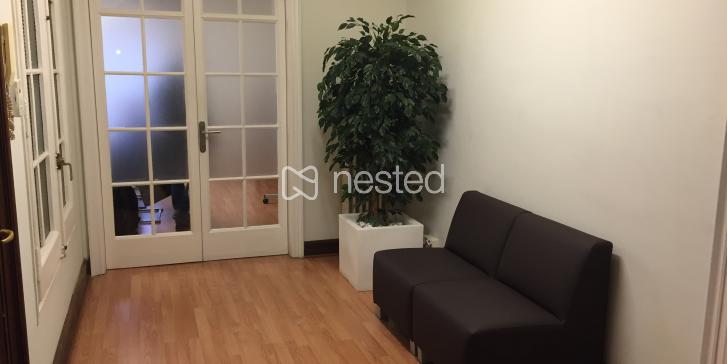 Despacho privado en oficina compartida zona Diagonal_image