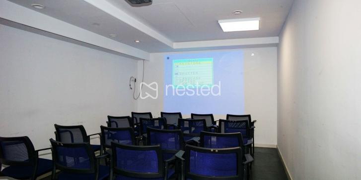 Sala multiuso para formación, clases, espectáculos, talleres, charlas de negocio, reuniones_image
