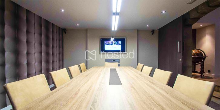 Sala de Juntas o Reuniones Premium_image