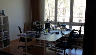 Despacho para 4 puestos Centro Barcelona_img
