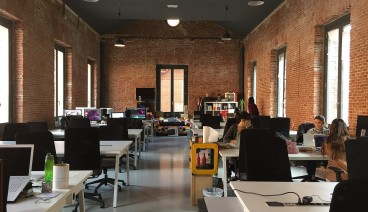 LOOM House - Shared Office Space for 4 people in a Coworking Space_img
