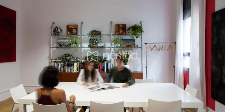 Sala de reuniones - Kubik Barcelona_image