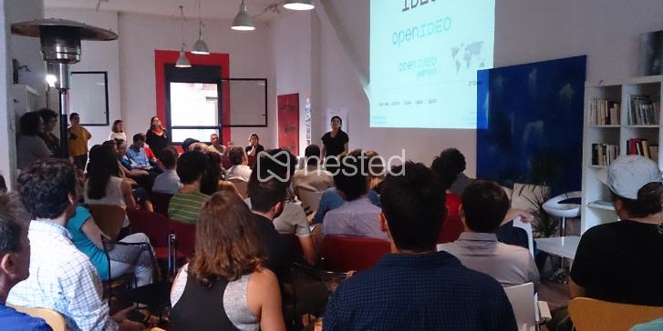 Sala de eventos - Kubik Barcelona_image