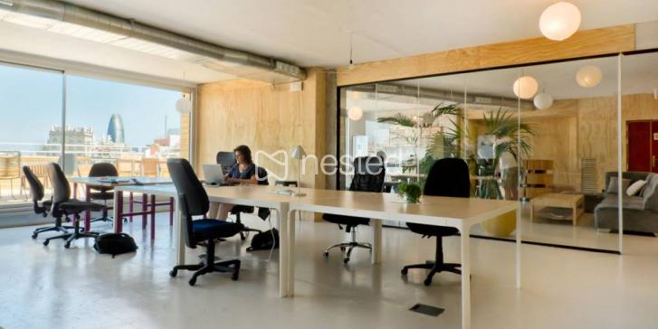 Flex Desk Coworking_image