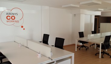 Coworking workspace Arenys_img