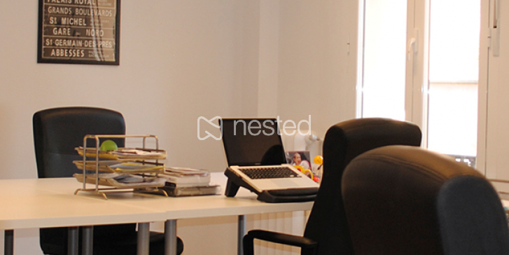 Coworking  y sala de reunión /formación_image